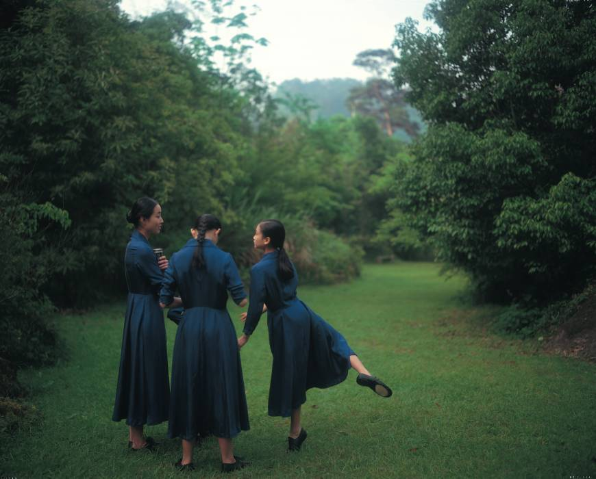 1995, Yoshihiko Ueda, Wuyishan, China.jpg