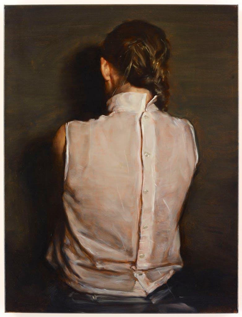 2011, Michale Borremans, The Ear.jpg