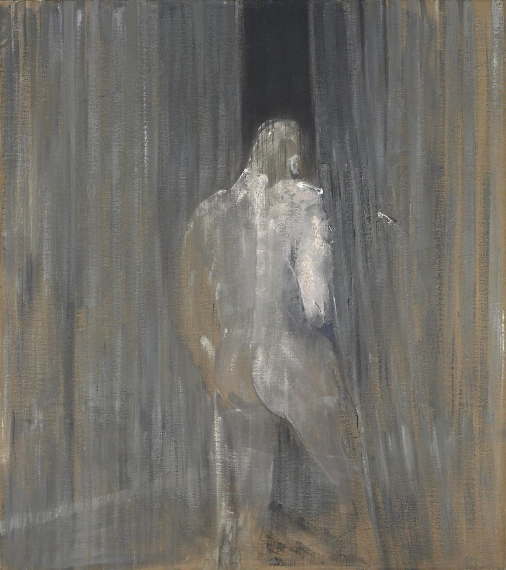 1949, Francis Bacon, Study from the Uman body.jpg