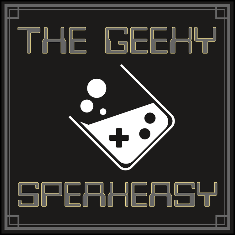 The Geeky Speakeasy