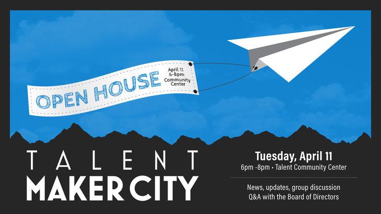 open house talent maker city