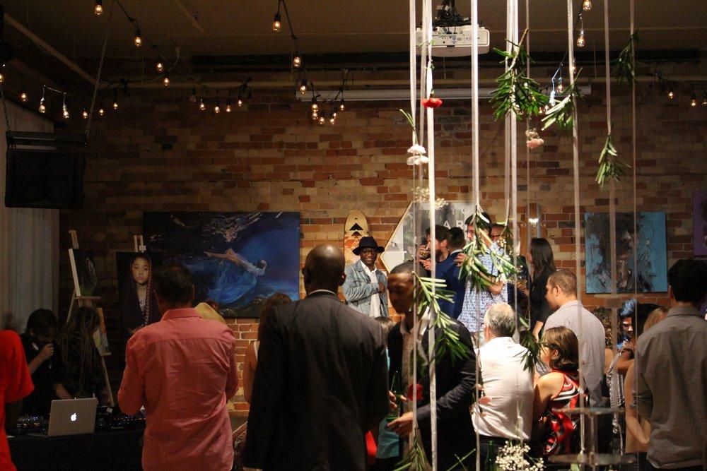 Art & Guests