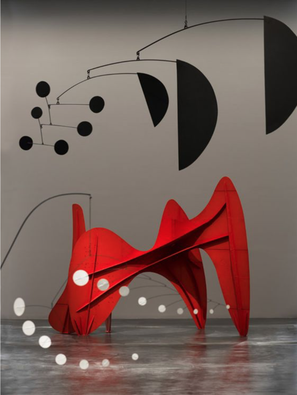 OUT/ABOUT: CALDER & ABSTRACTION,