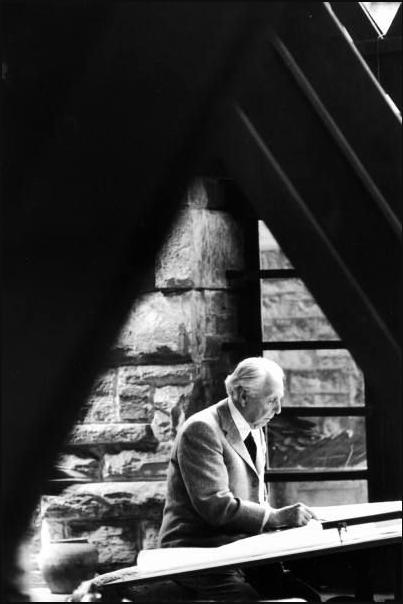 Frank Lloyd Wright 1956