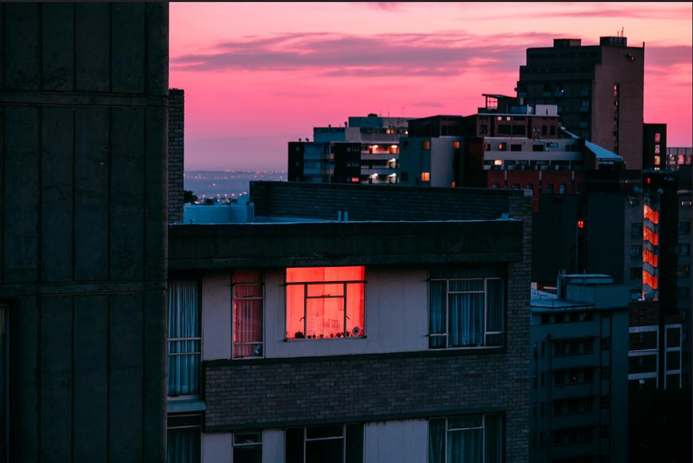 danger :    Johannesburg by  elsa bleda