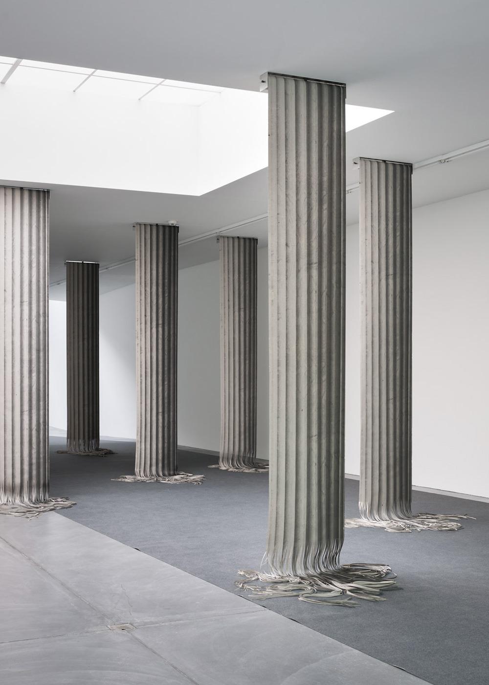 deborahneininger :    Christian Andersson Column Shred (2015)