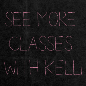More Classes with Kelli Thomas