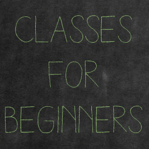 More Beginners Classes