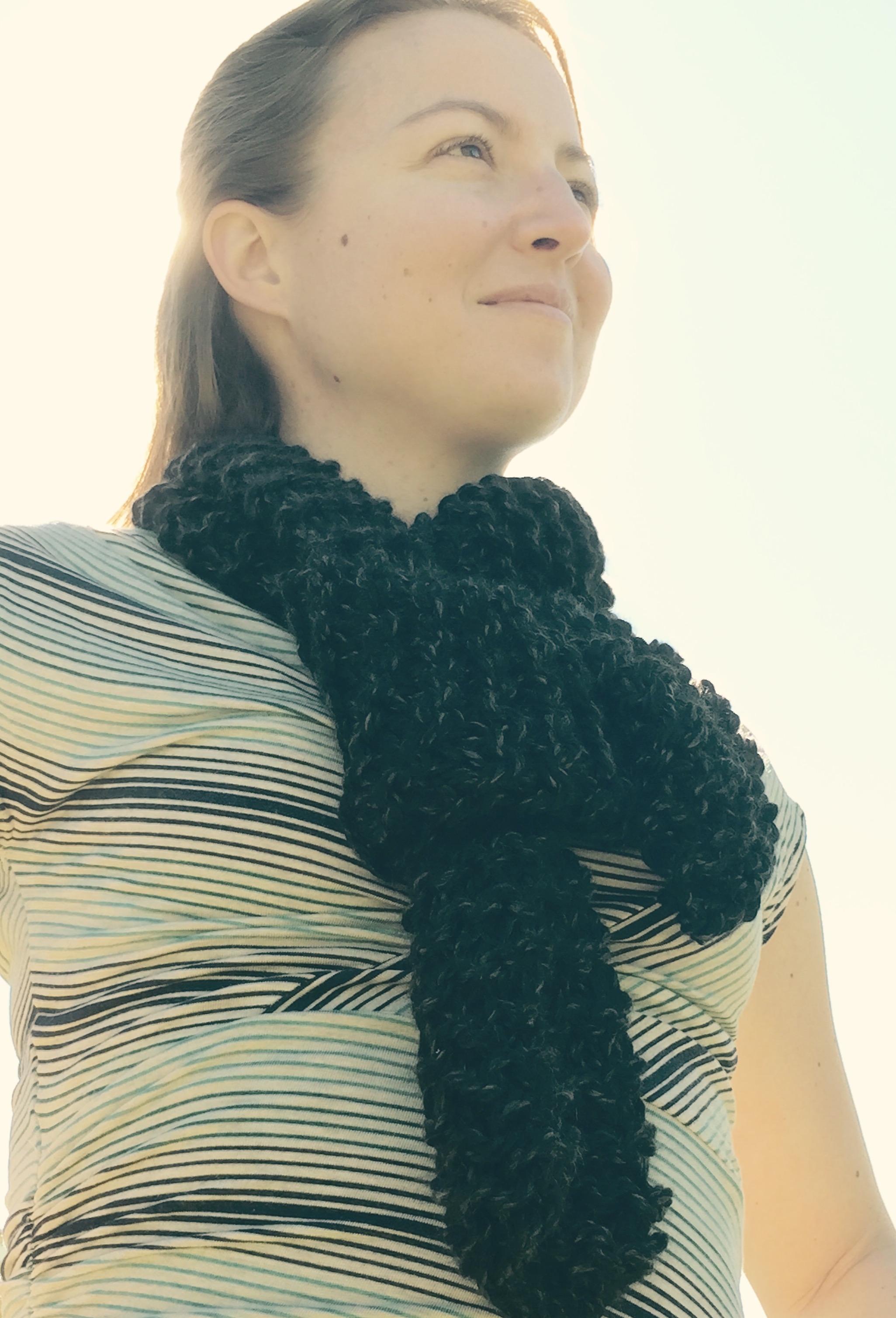 Scarf Knitting