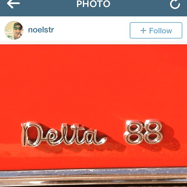 """Regram from @noelstr """"Delta 88"""" nightmare 😈 #oldXsong #punkrock #losangeles1977 #exene"""