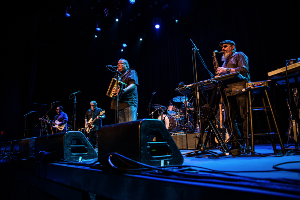 Los Lobos  VIA  L.A. RECORD