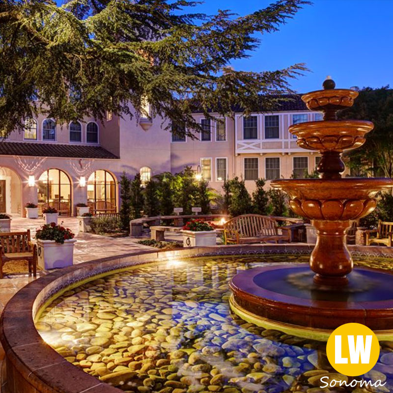 Best Hotels in Sonoma | Local Wally's Sonoma Tourist Guide — Sonoma Tourist Guide