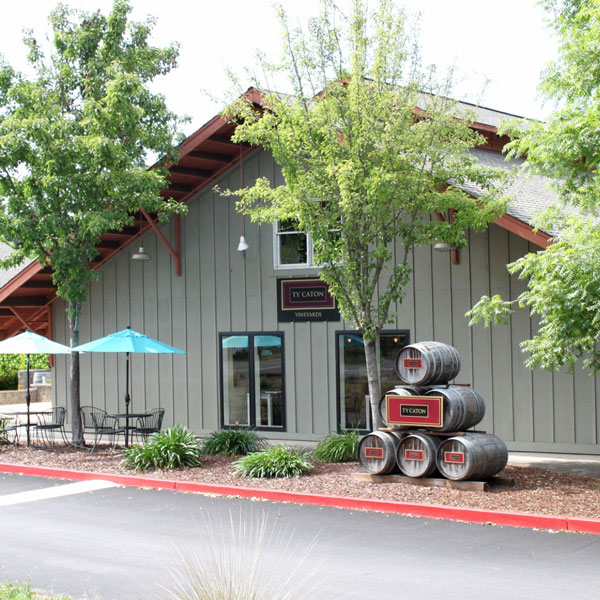 Ty Caton Sonoma Winery