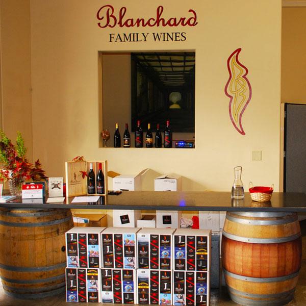 Blanchard Family Wines Healdsburg