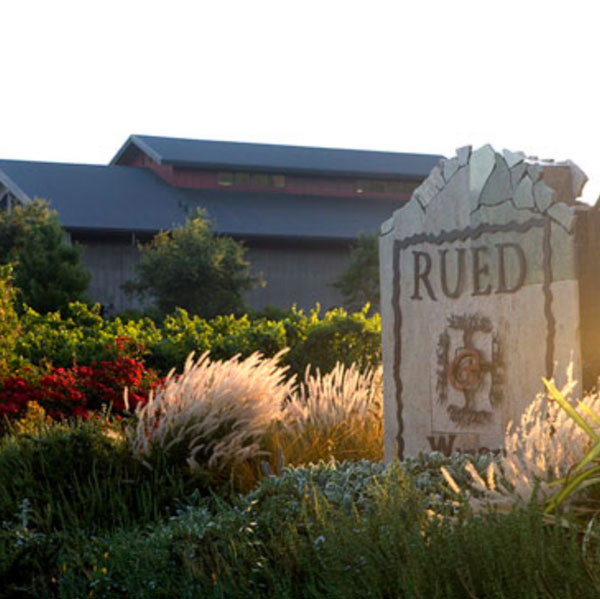Rued Winery Healdsburg
