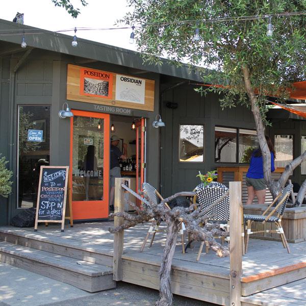 Cornerstone Sonoma Wineries Tasting Rooms