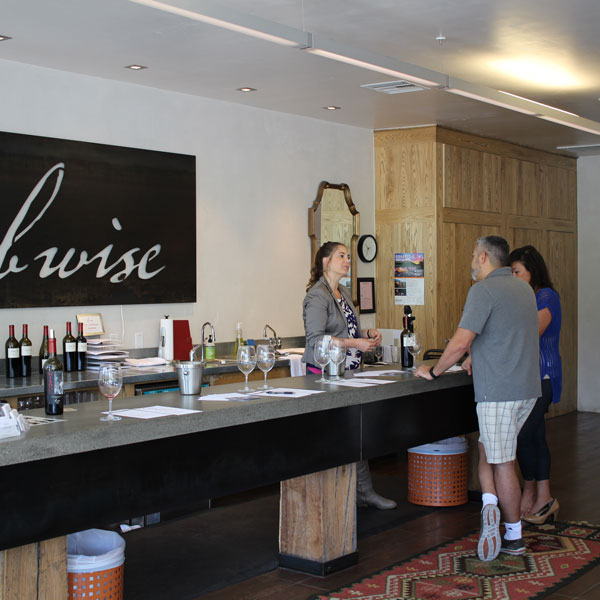 B Wise Winery Kenwood Tasting Room