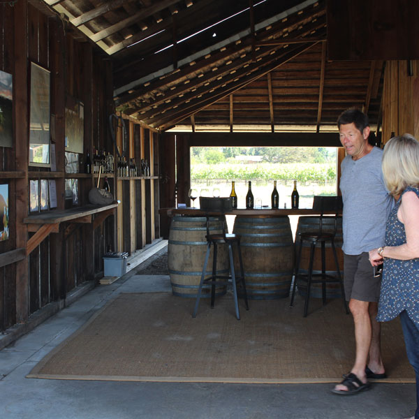 Canihan Winery in Sonoma