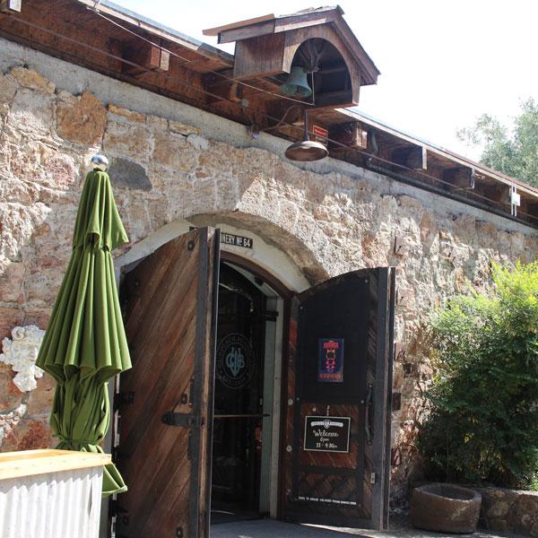 Gunlach Bunscshu Winery, aka Gun Bun, Sonoma