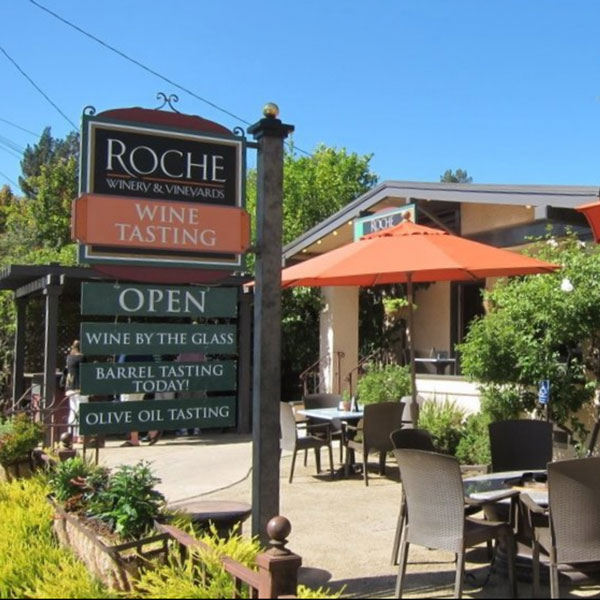 Roche Winery Sonoma Plaza