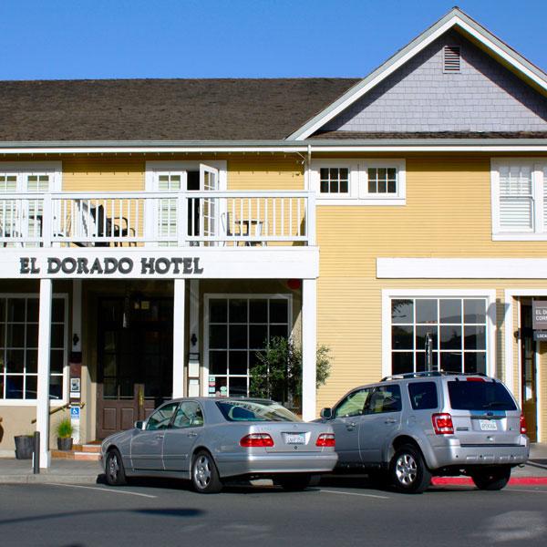 El Dorado Hotel Sonoma