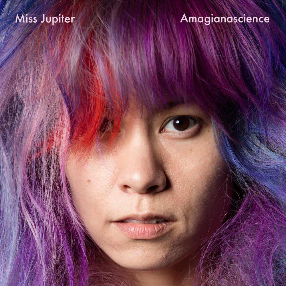 Miss Jupiter - Amagianascience  (LP)  Recorded / Mixed