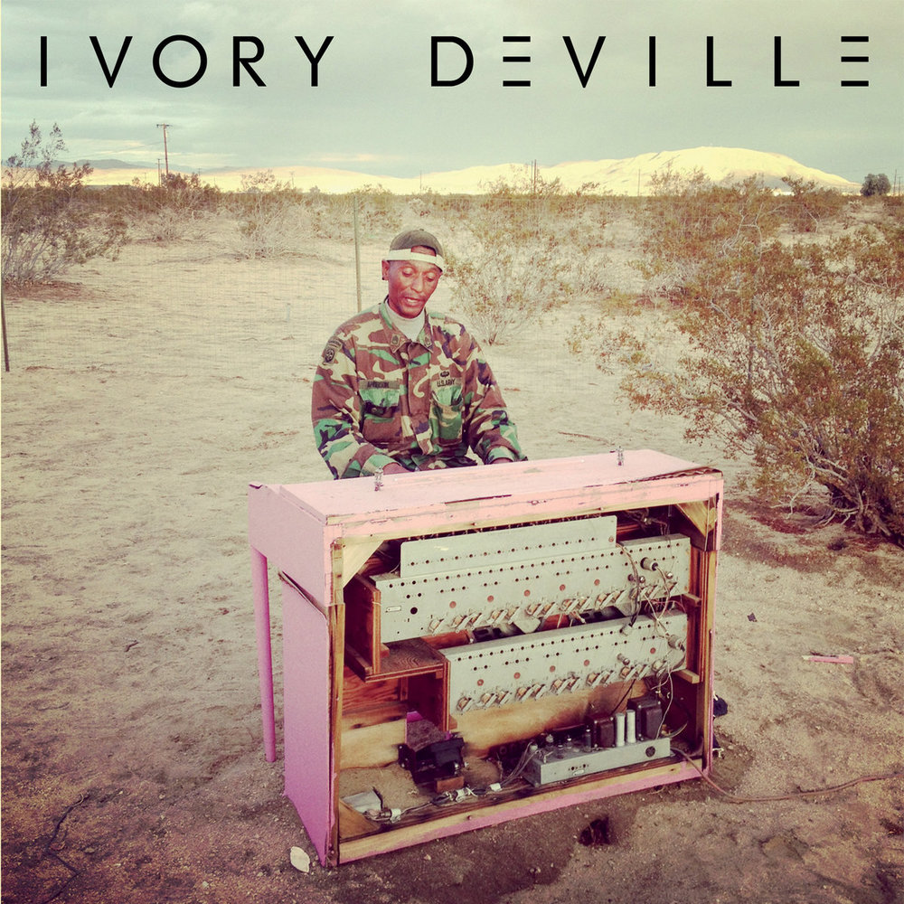 Ivory Deville  (LP)  Recorded / Mixed