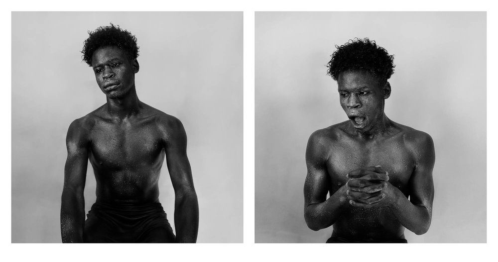 Anxiety no.1 (Diptych)