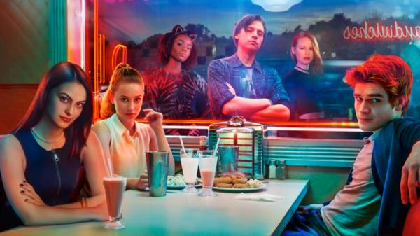 Thanks for all the milkshake cravings, Riverdale