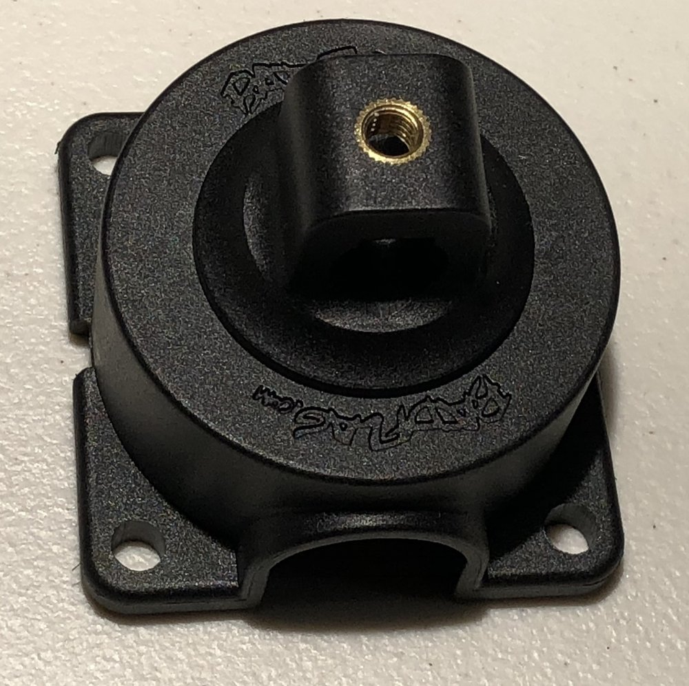 Replacement Vacuum Pump Housing - $12   Premium housing used to secure the vacuum pump to the vacuum pad.