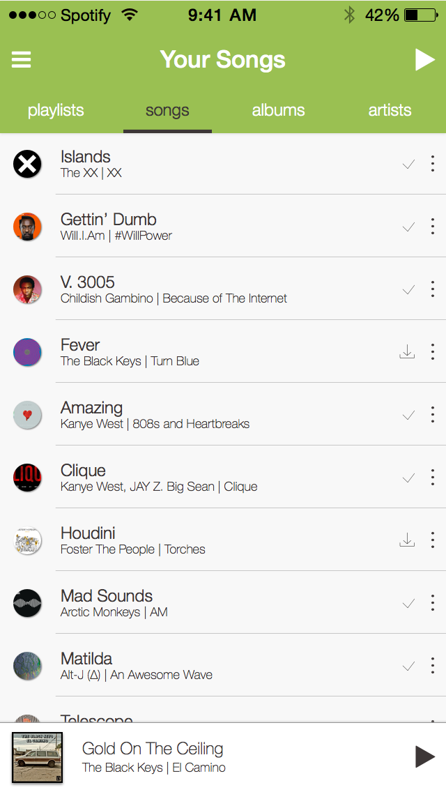 your_songs_screen.png