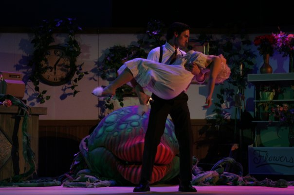 """Little Shop of Horrors"" - CCC Theatre West"