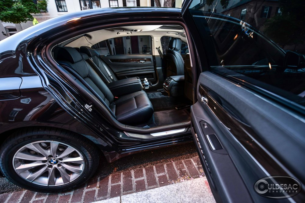 Concierge BMW Limo Georgetown