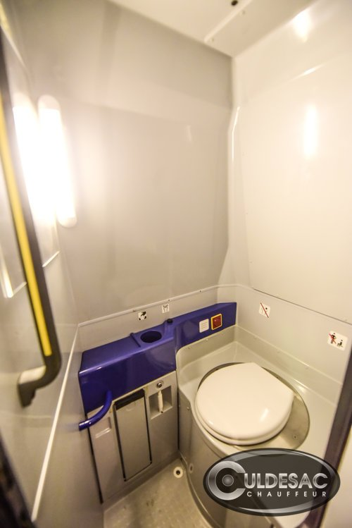 motor coach bathroom