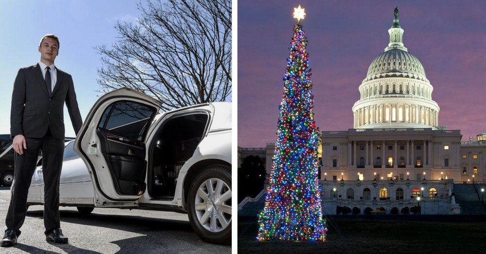 Washington DC Holiday Lights Tours