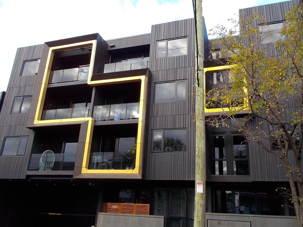 Leveson Street Apartments