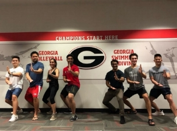 University of Georgia Taido Club - For more information, please visit HERE.