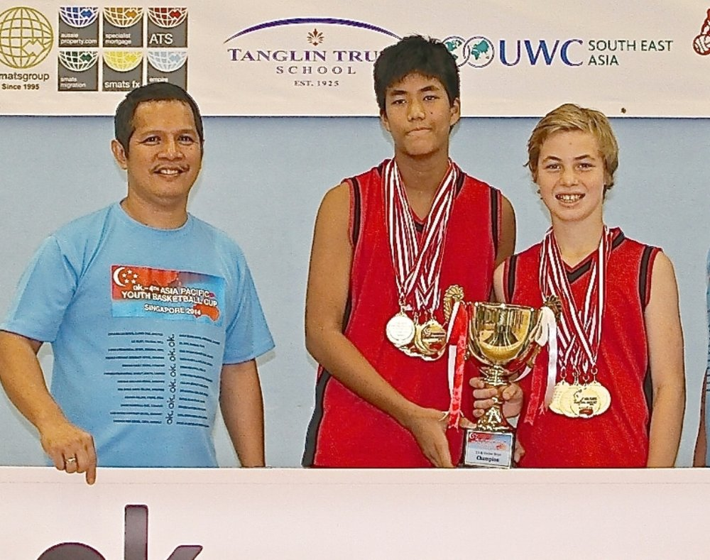 PAST WINNERS AT THE ASIA PACIFIC CUP 2016
