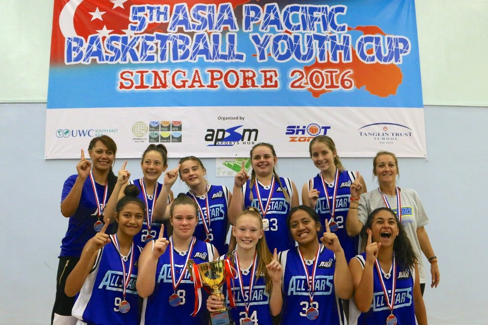 U15 Girls Champions - ADU Gold Coast