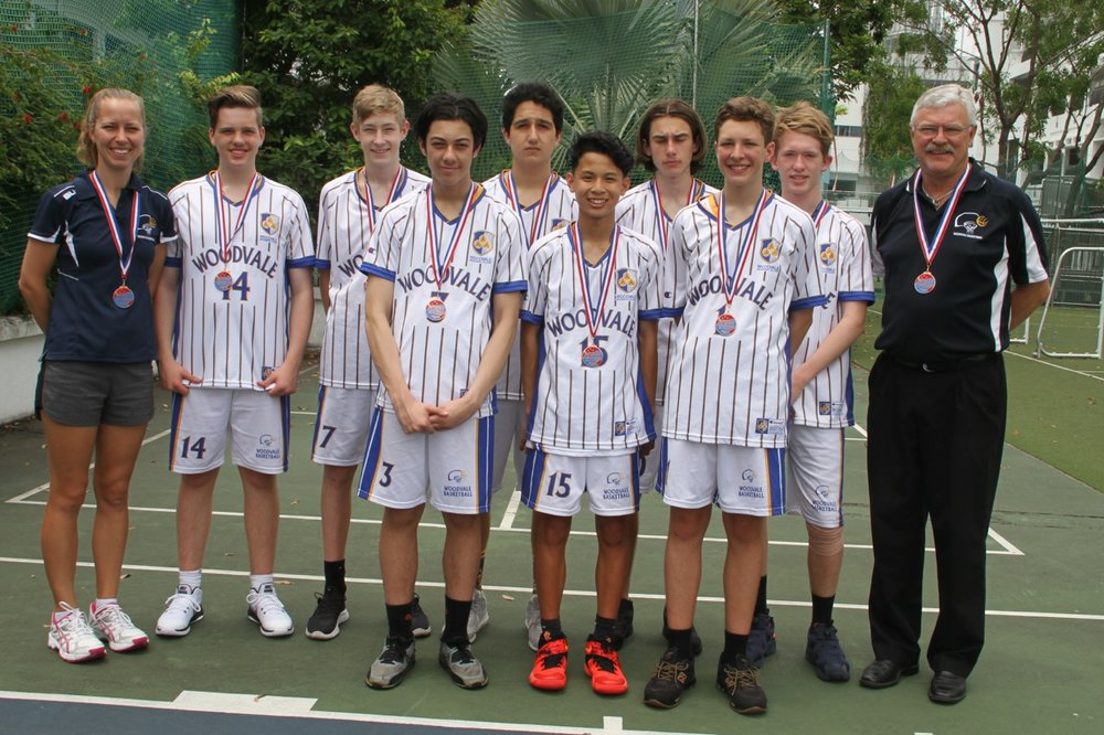 U15 Boys 4th Place - Woodvale Perth