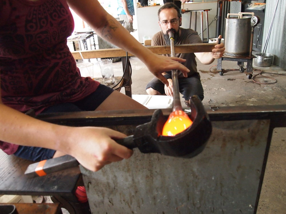 Blowing-Glass