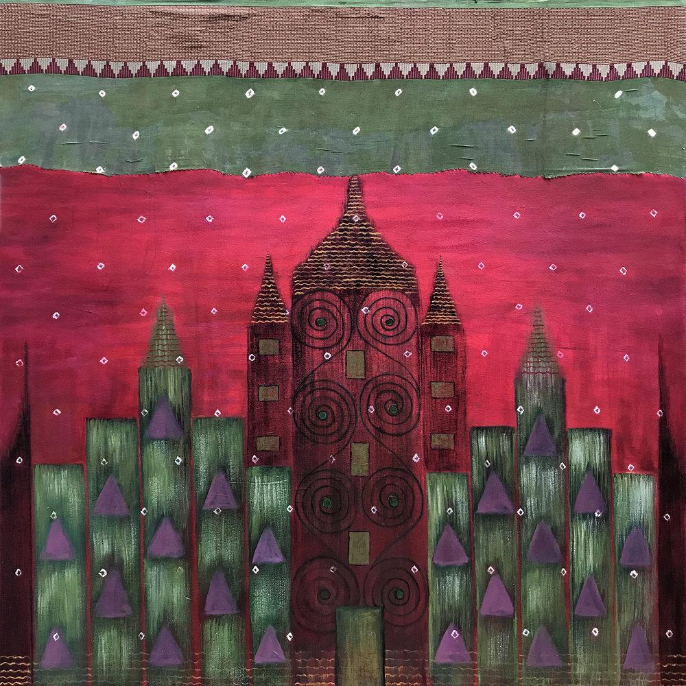 Manipura : The City of Shining Jewels