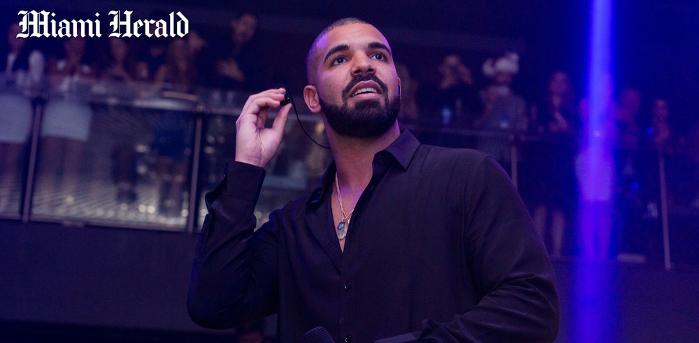 DRAKE MAY BRING UP SURPRISE GUEST FOR HIS MIAMI CONCERT