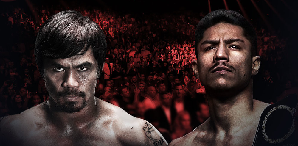 Pacquiao vs Vargas Viewing Party