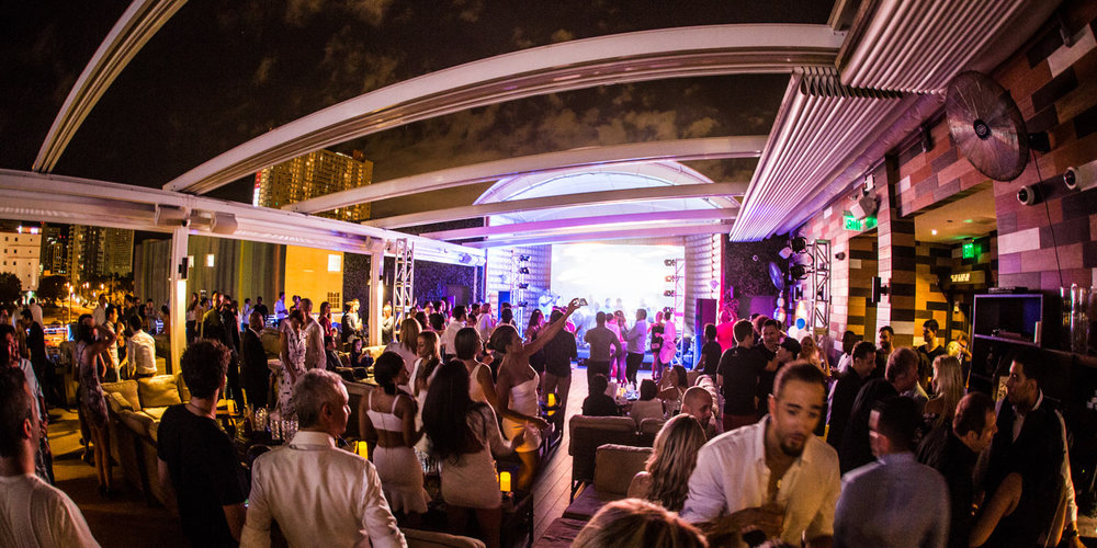 Ease and Breeze: Why We're Miami's Best Rooftop Lounge