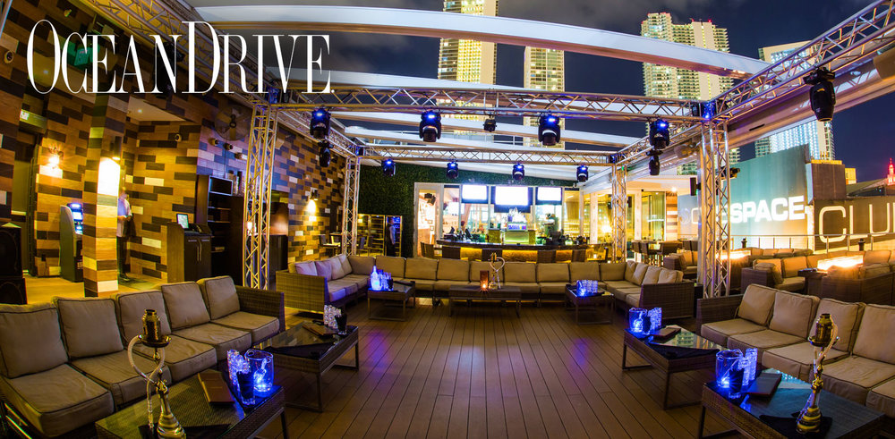 E11EVEN MIAMI Debuts Casual New Rooftop Lounge & Menu