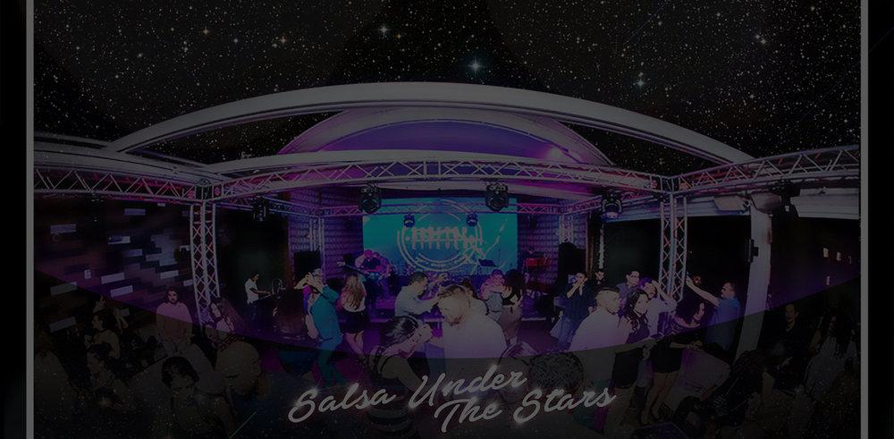 Salsa Under The Stars