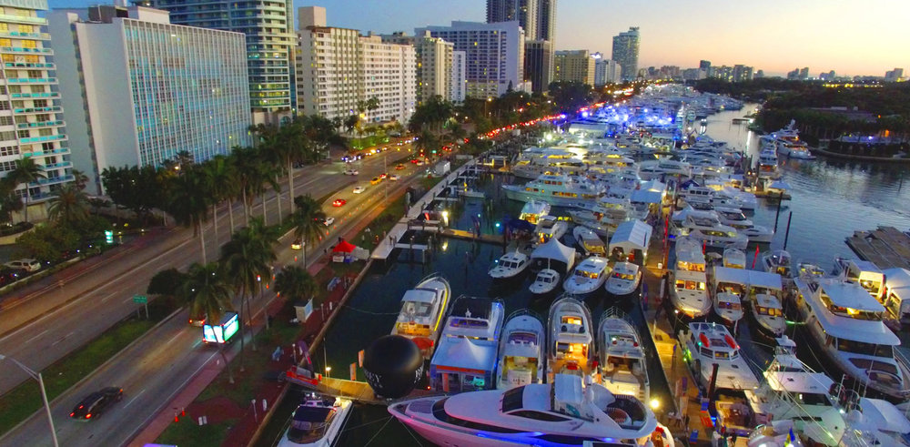 Chill Out at ROOFTOP at E11EVEN after the Miami International Boat Show Feb. 16-20