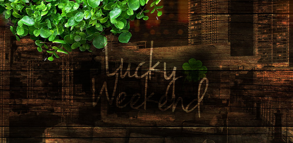 Get Lucky this St. Patrick's Day Weekend at ROOFTOP at E11EVEN