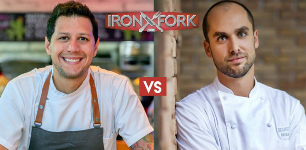 Chefs to Watch during the 2017 Iron Fork